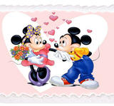 Mickey & Minnie Mouse 2