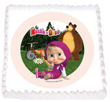 Masha and the Bear 6