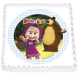 Masha and the Bear 7