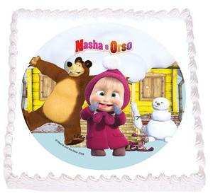 Masha och björnen 9