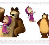 Masha and the Bear 10