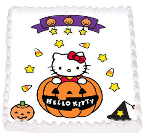 Hello Kitty Halloween 4